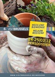 Brussel Welkom Weekend - VisitBrussels