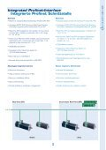 ... integrated interface - Dunkermotoren - Page 3