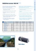... integrated interface - Dunkermotoren - Page 5