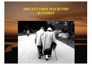 NOS ESTAMOS HACIENDO MAYORES - Wikiblues.net
