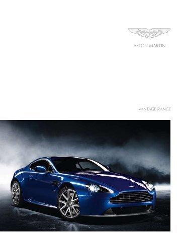 510bhp - Aston Martin