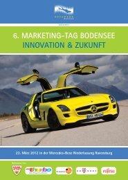 6. MArketing-tAg bodensee innovAtion & zukunft - WiR GmbH ...