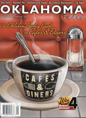 The Oklahoma Today Guide to Cafes & Diners - Digital Collections ...