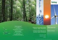 Konferenz Erneuerbare Energie Kärnten, Velden, Wörthersee ...