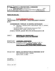 37 PUZ Pescarusului 20 T89P84 85 - Primaria Craiova