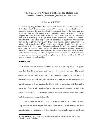 AJPS13-state_moro_conflict_in_the_philippines
