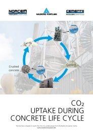 CO² uptake during COnCrete life CyCle - Bygg uten grenser