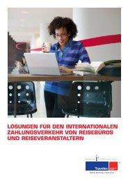 lösungen für den internationalen zahlungsverkehr von ... - Travelex