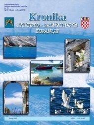Kronika-br-78 - Splitsko-dalmatinska županija