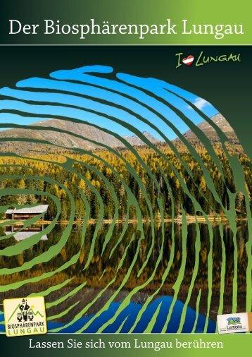 Der Biosphärenpark Lungau