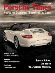 Porsche Zentrum Bergisches Land - Porsche Zentrum Bensberg