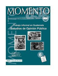 MOMENTO 6-2009.pdf - Asociación de Investigación y Estudios ...