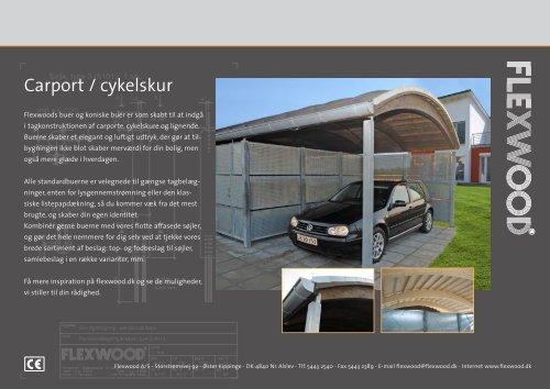 samlet PDF inspirationsblad - Flexwood A/S
