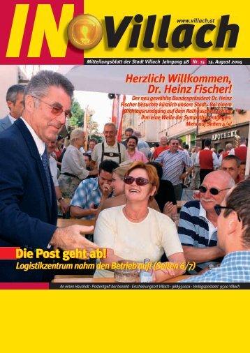 Die Post geht ab! - Villach