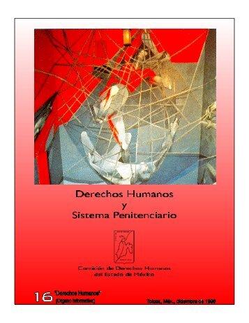 Derechos humanos y sistema penitenciario - codhem