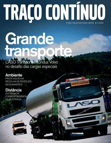 Traço Contínuo - Volvo Trucks