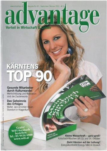 Advantage Nr. 69 September/Oktober 2012 - autArK