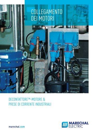 COLLEGAMENTO DEI MOTORI - Watergas