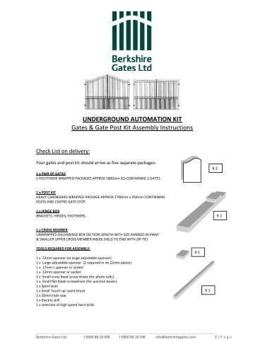 garage door installation instructions pdf