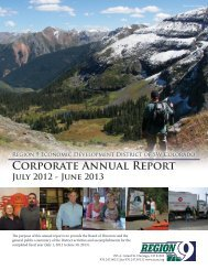 2013 Corporate Annual Report
