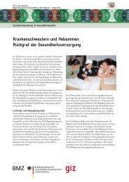 GTZ InDesign-Vorlage für Publikationen – Factsheets DIN ... - Gtz - GIZ