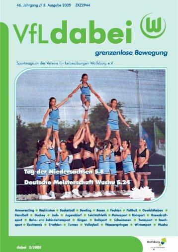 grenzenlose Bewegung - VfL Wolfsburg