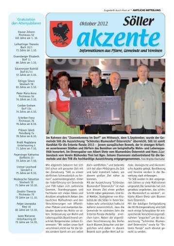 (2,71 MB) - .PDF - Gemeinde Söll - Land Tirol
