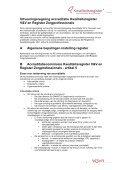 Reglement Uitvoeringsregeling accreditatie - Page 3