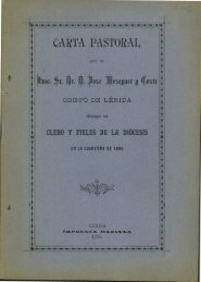 CARTA PASTORA - Sol-Torres