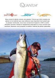 Nous vivons la pêche comme une passion ! Parce que notre ... - Zebco