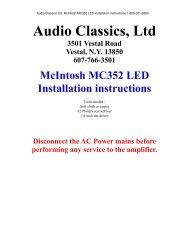 Audio Classics, Ltd