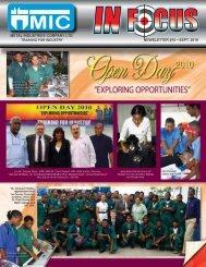 newsletter #10 • sept. 2010 metal industries company ltd.