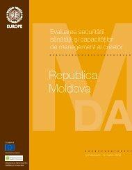 Republica Moldova - Ministerul Sănătăţii