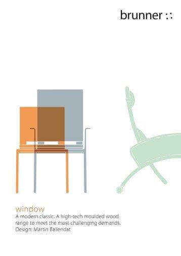 window - Brunner Group