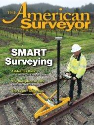 SMART Surveying - Vol7 No3.pdf - The American Surveyor