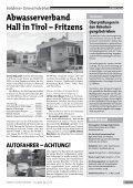 Volderer Gemeindeblatt - Gemeinde Volders - Land Tirol - Seite 5