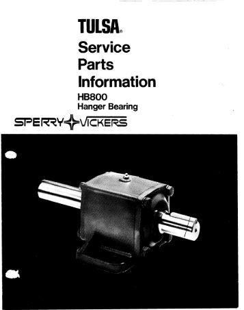 HB800 Service Manual - TWG