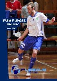 FNSW F-LEAGUE - Maccabi Australia