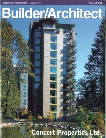 Builder Architect - 2005-10.pdf - Concert Properties