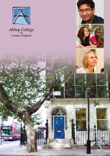 Abbey College - Study in the UK