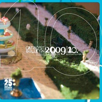 Download Catalyst Bulletin 2009/10 - Community Arts Network ...