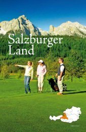 Mozartgolf – Ein Golfparadies der Superlative - 1Golf.eu