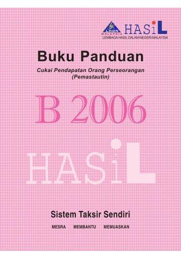 Buku Panduan B 2006 - Lembaga Hasil Dalam Negeri