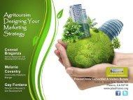 Agritoursim: Designing Your Marketing Strategy