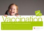 Vaccination, la meilleure prévention - Luxembourg