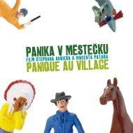 PANIKA V MESTECKU - Asociace českých filmových klubů