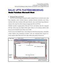 Tutorial Word.pdf - fileserver - Aceh
