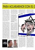 ASESINOS ISRAELIES QUE DEBEN SER ... - Rojo y Negro - Page 2