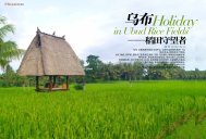 Holiday in Ubud Rice Fields - Alila Hotels and Resorts
