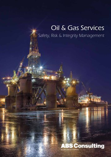 Oil & Gas Services - ABS Consulting